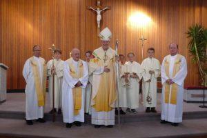 St. Anne's Golden Jubilee Mass 2019